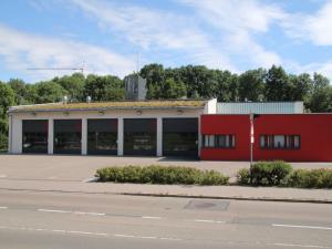 Feuerwehrhaus Bönnigheim