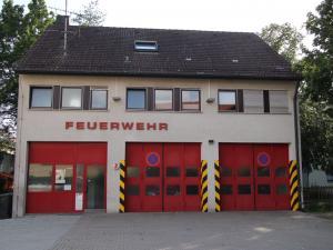 Feuerwehrhaus Schöckingen