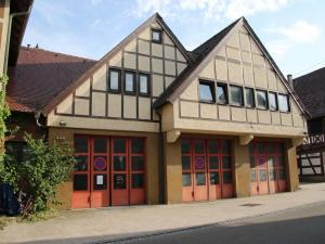 Feuerwehrhaus Tamm