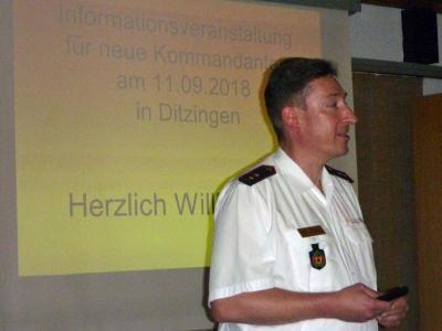 KFV-Vorsitzender Klaus Haug