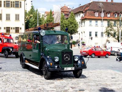 Leichtes Löschgruppenfahrzeug (Baujahr 1941), Feuerwehr Kornwestheim