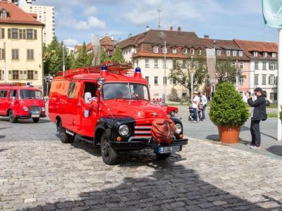 Löschgruppenfahrzeug 8 TS (Baujahr 1959), Feuerwehr Löchgau