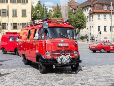 Löschgruppenfahrzeug 8 (Baujahr 1966), Feuerwehr Sersheim