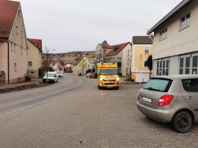 B3 Feuer/ Rauch EFH - Mundelsheim - 27.12.2020
