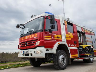 Feuerwehr Mundelsheim - Einsatz
