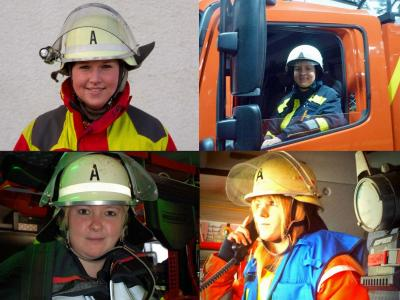 Feuerwehrfrauen im Kreis Ludwigsburg
